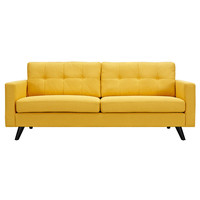 Uma Sofa Papaya Yellow