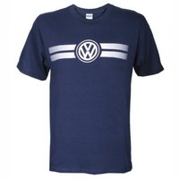 Volkswagen Game Day XL Navy T-shirt
