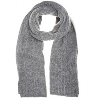 acne studios - doriane mohair and wool-blend scarf