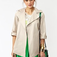 Avenue Trench Coat