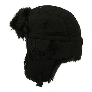 best black trapper hat products on wanelo