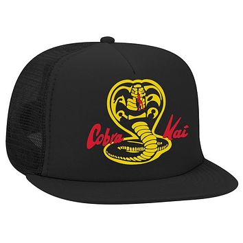 Cobra Kai Trucker Hat