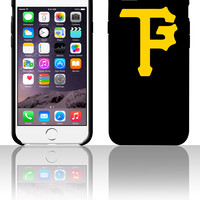 Taylor Gang Pittsburgh Logo 5 5s 6 6plus phone cases