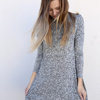 The Olivia Dress in Charcoal