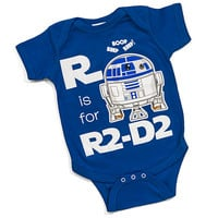 R Is For R2-D2 Bodysuit