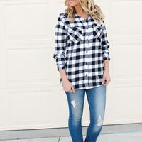 Julia Flannel Shirt