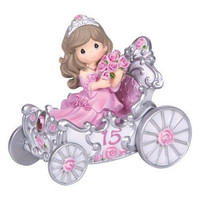 Precious Moments Quinceanera Figurine