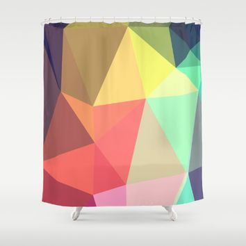 peace Shower Curtain by Contemporary