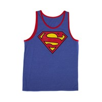 Superman Tank, Blue | Journeys Shoes