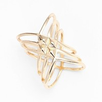 Leith 'Twisted Armour' Ring | Nordstrom