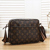 LV Louis Vuitton Hot Sale Leather Shoulder Bag Crossbody Satchel