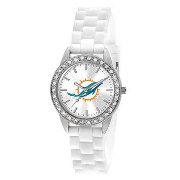 Miami Dolphins NFL Women's Frost Series Watch