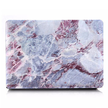 Marble Texture Case Cover for Macbook Air Pro Retina 11 12 13 15  Full Body Hard Shell for Marble Mac book Case Laptop Bag