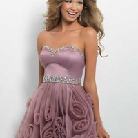 Blush 9668 at Prom Dress Shop