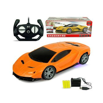 1:24 4CH RC Cars Collection Radio Controlled Cars Machines On The Remote Control Toys Kids 3-10 years