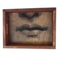 Lips Serving Tray