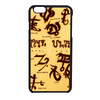 Mortal Instruments 236 iPhone 6 Case