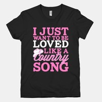 Country Song Love