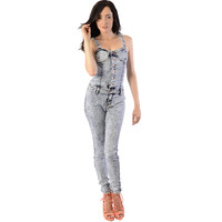 Fitted Overalls