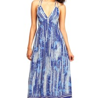 Lake House Maxi Dress