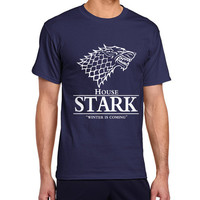 House Of Stark Game Of Thrones T-Shirt