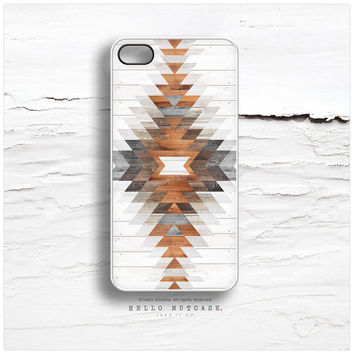 iPhone 6S Plus Case iPhone 6S Case Wood Print Gray Pale iPhone 5s Case Wood Geometric iPhone 6 Case Wood Native iPhone 6 Plus Case T104