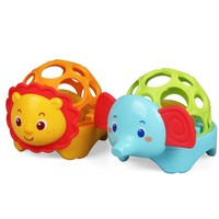 Teether Luminous Hand Catch Ball Baby's Toys
