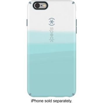 Speck - CandyShell Inked Case for Apple® iPhone® 6 Plus and 6s Plus - Colordip Blue