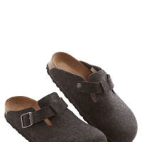 Birkenstock Boho Casual Evening Clog in Charcoal