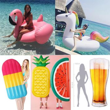 Giant Summer Fun Inflatable Floats