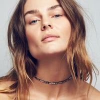Free People Figaro Chain Choker Necklace