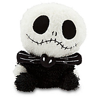 Baby Jack Skellington Plush - 7''