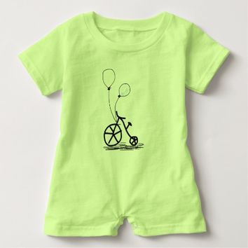 bike balloon party custom personalize Anniversary Shirt