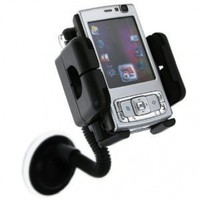 GTMax Windshield Car Mount Holder with Large Suction Cup for HTC EVO 4G Cell Phone