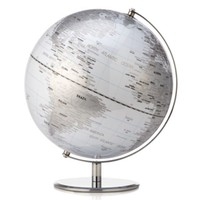 World Globe - White | Best Selling | Collections | Z Gallerie