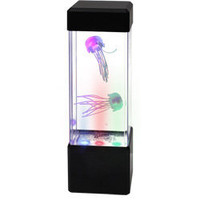 Jelly Fish Desk Lamp or Night Light