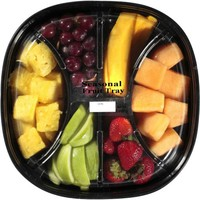 Walmart Medium Fruit Tray, 32 oz - Walmart.com