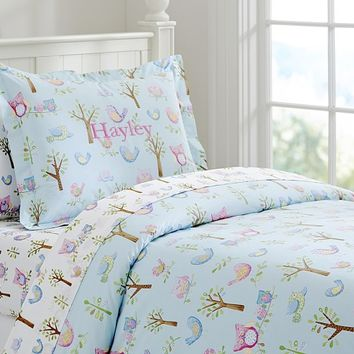 Hayley Duvet Cover | Pottery Barn Kids