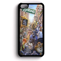 Disney Zootopia iPhone 5c case