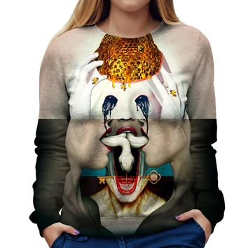 American Horror Story Collage Womens Sweatshirt