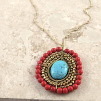 Sedona Stone Necklace