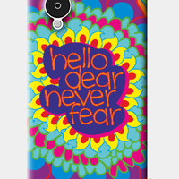 Hello Dear Never Fear Nexus 5 Case | Dhwani Mankad
