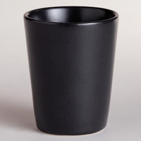 Matte Black Sake Cups, Set of 4 - World Market