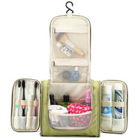 HANGING TOILETRY UNISEX TRAVEL STORAGE ORGANIZER