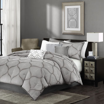Madison Park Amara 7 Piece Comforter Set