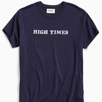 Rollas High Times Tee - Urban Outfitters