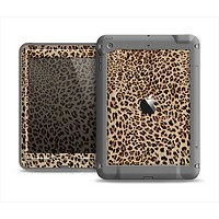 The Brown Vector Leopard Print Apple iPad Mini LifeProof Nuud Case Skin Set