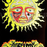 Sublime - Just Let the Lovin Take Ahold - Black Light Poster