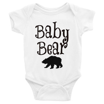 Baby Bear Onesuit - FREE SHIPPING