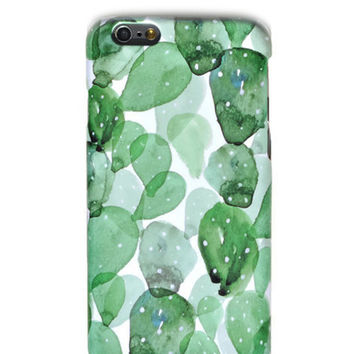 cactus iPhone 6 case iPhone 6 Plus Case iPhone 5 Case  iPhone 4s Case Samsung Galaxy S4 Case Samsung Galaxy S5 Case Samsung Galaxy S6 Case